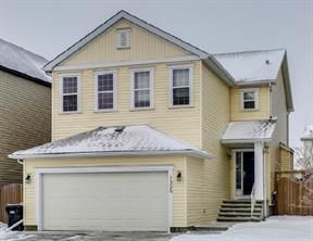 Main Photo: 1556 Copperfield Blvd SE in Calgary: Copperfield House