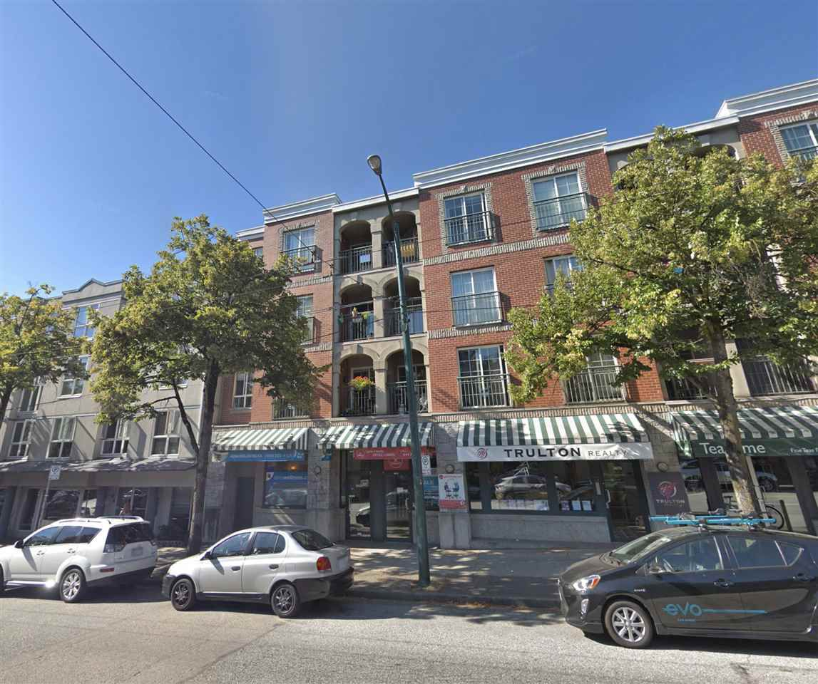 Main Photo: 3619 W 4TH AVENUE in Vancouver: Kitsilano Office for sale (Vancouver West)  : MLS®# C8022869