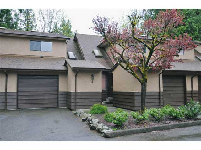 "Main Photo: 4 12227 SKILLEN Street in Maple Ridge: Northwest Maple Ridge Townhouse for sale in ""MCKINNEY CREEK ESTATES"" : MLS®# V946281"