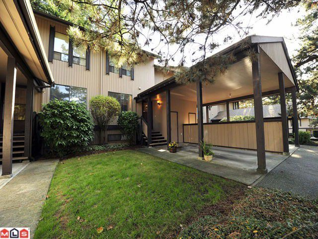 Main Photo: 31 3015 TRETHEWEY Street in Abbotsford: Abbotsford West Townhouse for sale