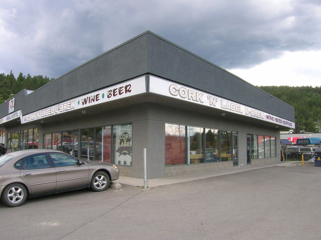 Main Photo: D-1420 Hugh Allan Drive in Kamloops: Aberdeen Commercial for sale : MLS®# 122902