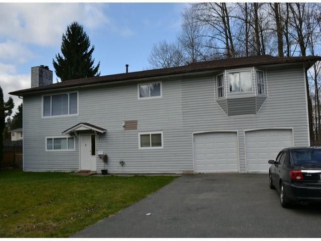 Main Photo: 11383 ALPEN Place in Surrey: Bolivar Heights House for sale (North Surrey)  : MLS®# F1417594