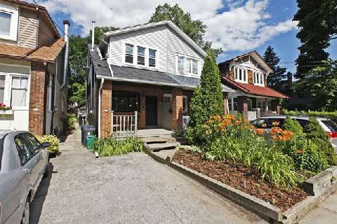 Main Photo: Danforth Village House of the Week