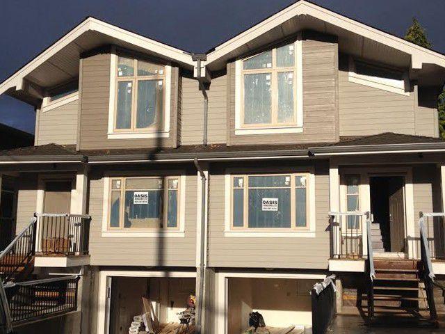 Main Photo: 7375 Stride Avenue in Burnaby: Edmonds BE House 1/2 Duplex  (Burnaby South)  : MLS®# V1086413