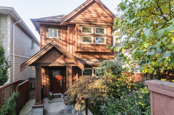 Main Photo: 563 E 31ST AVENUE in Vancouver: Fraser VE House for sale (Vancouver East)  : MLS®# R2113816