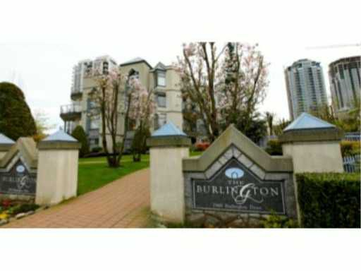 "Main Photo: 115 2968 BURLINGTON Drive in Coquitlam: North Coquitlam Condo for sale in ""THE BURLINGTON"" : MLS®# V948001"
