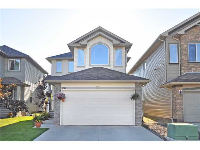 Main Photo: 186 CRANFIELD Manor SE in CALGARY: Cranston Residential Detached Single Family for sale (Calgary)  : MLS®# C3579842