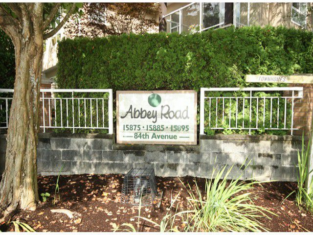 "Main Photo: 310 15885 84TH Avenue in Surrey: Fleetwood Tynehead Condo for sale in ""Abbey Road"" : MLS®# F1320376"