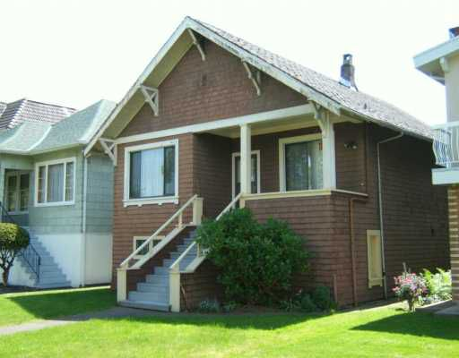 """Main Photo: 1304 E 26TH AV in Vancouver: Knight House for sale in """"CEDAR COTTAGE"""" (Vancouver East)  : MLS®# V592275"""