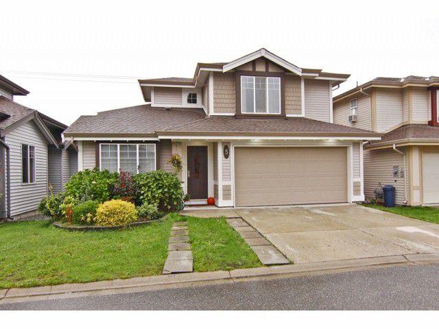 Main Photo: # 5 20292 96TH AV in Langley: Walnut Grove House for sale : MLS®# F1322752