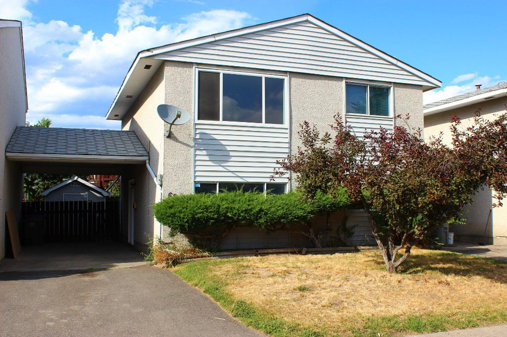 Main Photo: 62 800 Valhalla Drive in Kamloops: Brocklehurst Townhouse for sale : MLS®# 124376