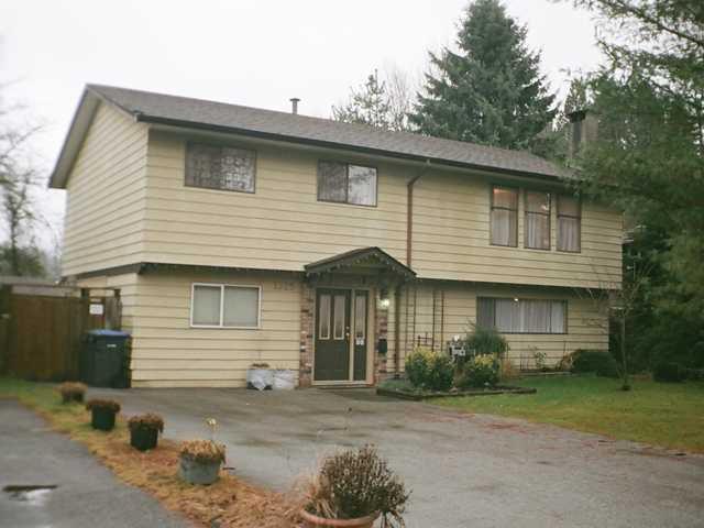 Main Photo: 1325 ORIOLE AV in Port Coquitlam: Lincoln Park PQ House for sale : MLS®# V1041799