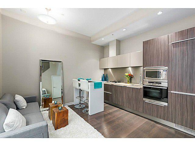 Main Photo: # 21 77 WALTER HARDWICK AV in Vancouver: False Creek Condo for sale (Vancouver West)  : MLS®# V1102817
