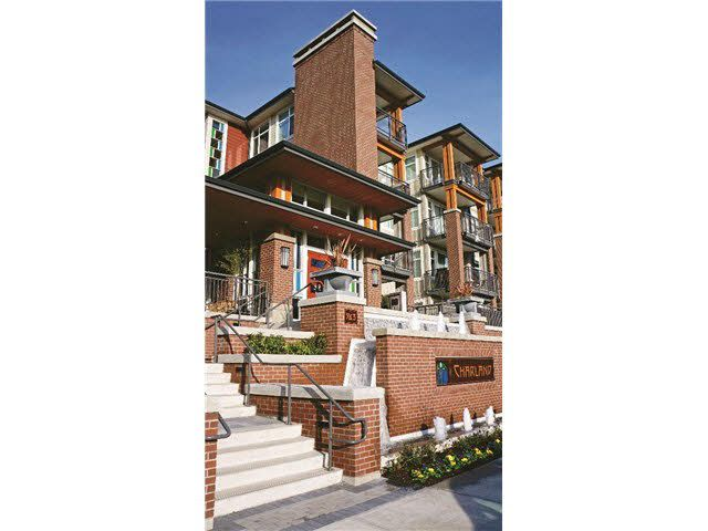 Main Photo: 2106 963 CHARLAND AVENUE in Coquitlam: Central Coquitlam Condo for sale : MLS®# V1135312