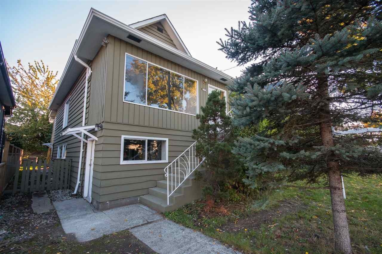 Main Photo: 946 E 54TH AVENUE in Vancouver: South Vancouver House for sale (Vancouver East)  : MLS®# R2116253