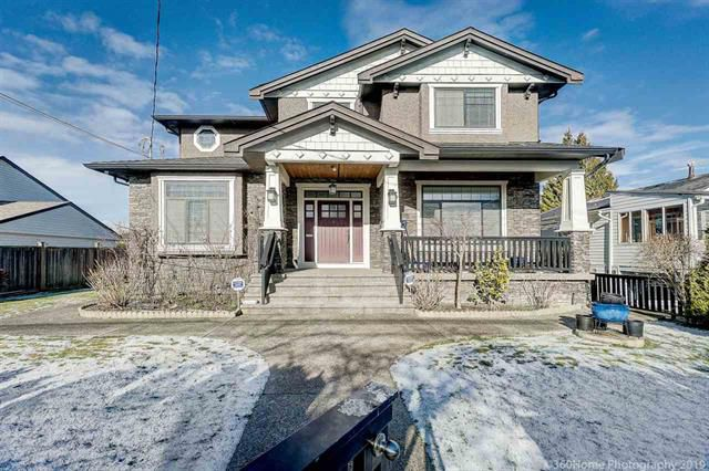 Main Photo: 6981 CURTIS STREET in Burnaby: Sperling-Duthie House for sale (Burnaby North)  : MLS®# R2336103
