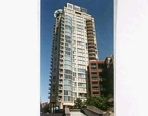 Main Photo: # 2303 1000 BEACH AV in : Yaletown Condo for sale : MLS®# V218645