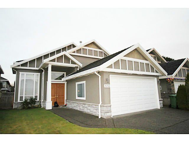 Main Photo: 10182 HOLLYWELL DR in Richmond: Steveston North House for sale : MLS®# V1038875