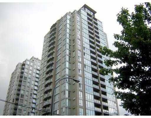 "Main Photo: 1505 1010 RICHARDS ST in Vancouver: Downtown VW Condo for sale in ""GALLERY"" (Vancouver West)  : MLS®# V597774"