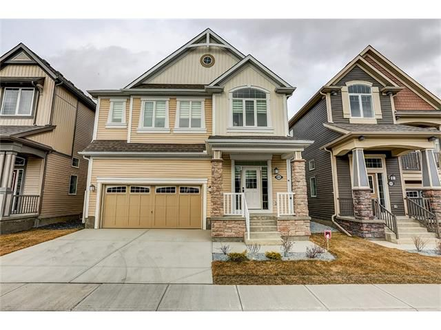 Main Photo: 635 Windbrook Heights SW in Airdrie: Windsong WDS House for sale : MLS®# C4070475