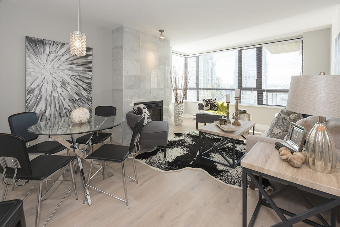Main Photo: 602 1003 PACIFIC STREET in Vancouver: West End VW Condo for sale (Vancouver West)  : MLS®# R2126168