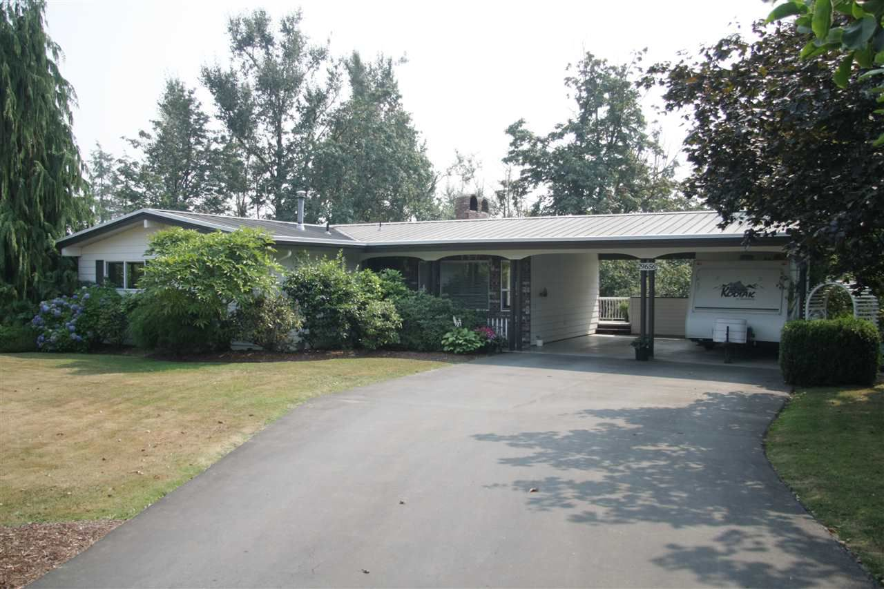 Main Photo: 29656 Old Yale Road in Abbotsford: Aberdeen House for sale : MLS®# R2299626