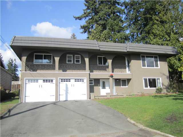 Main Photo: 525 LYN Court in Coquitlam: Central Coquitlam House for sale : MLS®# V994999