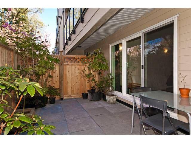 "Main Photo: # 101 1440 E BROADWAY AV in Vancouver: Grandview VE Condo for sale in ""ALEXANDRA PLACE"" (Vancouver East)  : MLS®# V1007698"