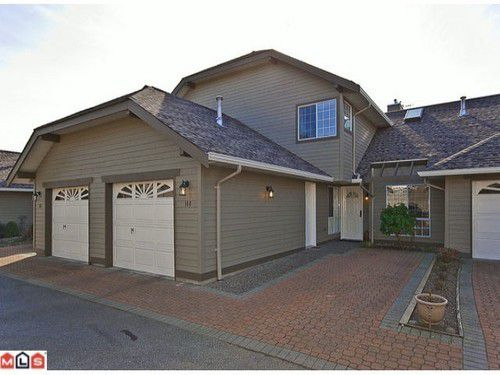 Main Photo: 160 16275 15TH Ave in South Surrey White Rock: King George Corridor Home for sale ()  : MLS®# F1205417