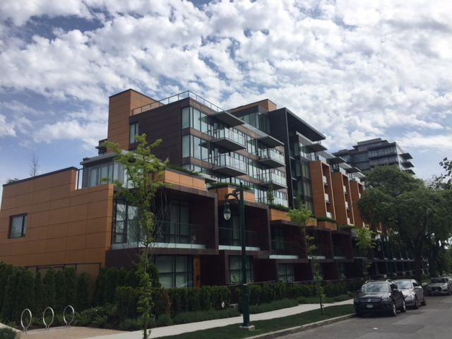 Main Photo: 719 8488 CORNISH STREET in Vancouver: S.W. Marine Condo for sale (Vancouver West)  : MLS®# R2067767