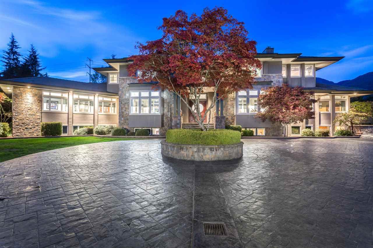 Main Photo: 119 HEMLOCK DRIVE: Anmore House for sale (Port Moody)  : MLS®# R2135549