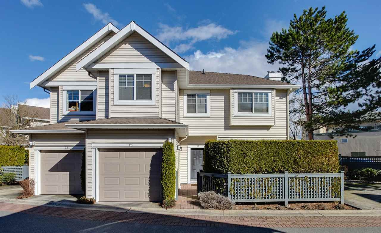 Main Photo: 12 5988 BLANSHARD DRIVE in Richmond: Terra Nova Townhouse for sale : MLS®# R2141105