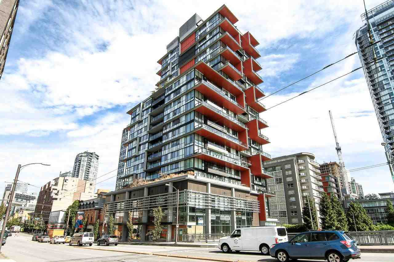 Main Photo: 2307 1325 ROLSTON STREET in Vancouver: Downtown VW Condo for sale (Vancouver West)  : MLS®# R2265573