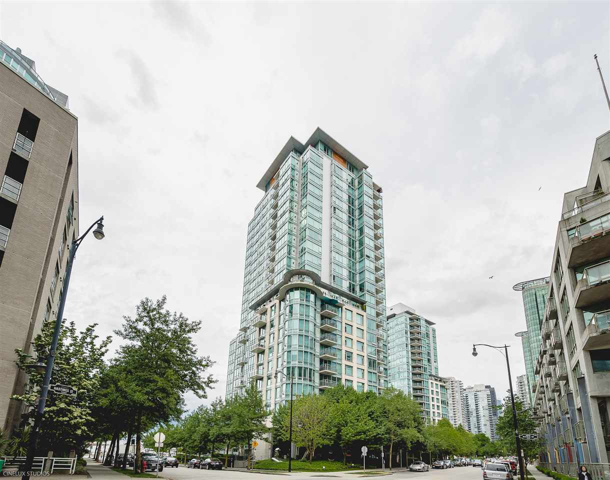 Main Photo: 504 590 NICOLA STREET in Vancouver: Coal Harbour Condo for sale (Vancouver West)  : MLS®# R2278510