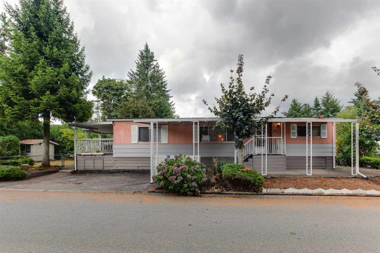 Main Photo: 1 8560 156 STREET in : Fleetwood Tynehead Manufactured Home for sale : MLS®# R2208807