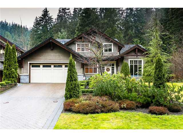 Main Photo: 3498 ANNE MACDONALD Way in North Vancouver: Northlands House for sale : MLS®# V992951