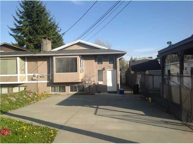 Main Photo: 7274 12TH Avenue in Burnaby: Edmonds BE House 1/2 Duplex for sale (Burnaby East)  : MLS®# V1016258