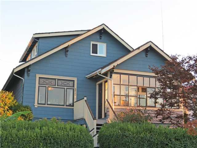 Main Photo: 3558 E 28TH AV in Vancouver: Renfrew Heights House for sale (Vancouver East)  : MLS®# V1027561