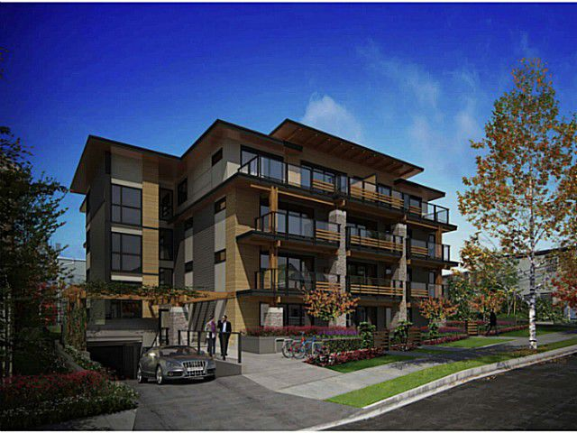 Main Photo: # 103 1661 E 2ND AV in Vancouver: Grandview VE Condo for sale (Vancouver East)  : MLS®# V1033526