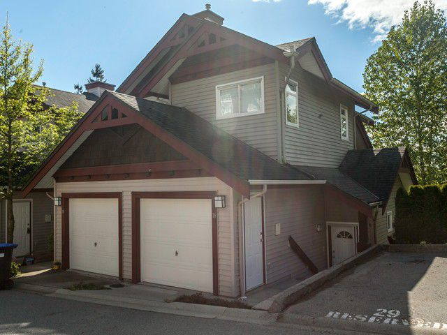 Main Photo: # 78 15 FOREST PARK WY in Port Moody: Heritage Woods PM Condo for sale : MLS®# V1120671