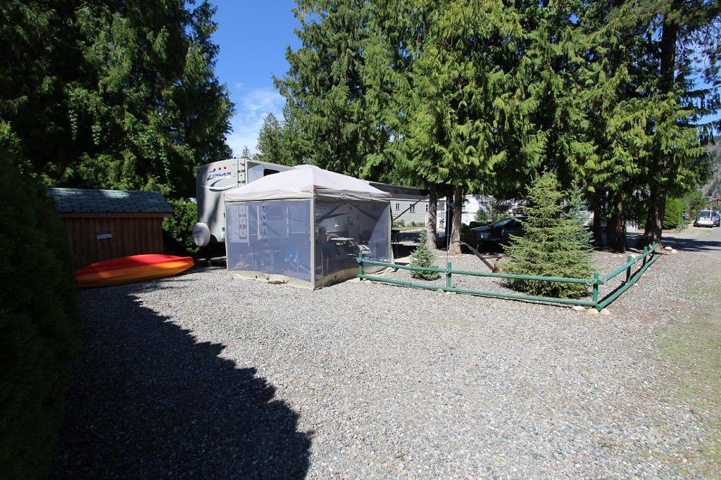 Main Photo: 91 3980 Squilax Anglemont Road in Scotch Creek: Recreational for sale : MLS®# 10105118