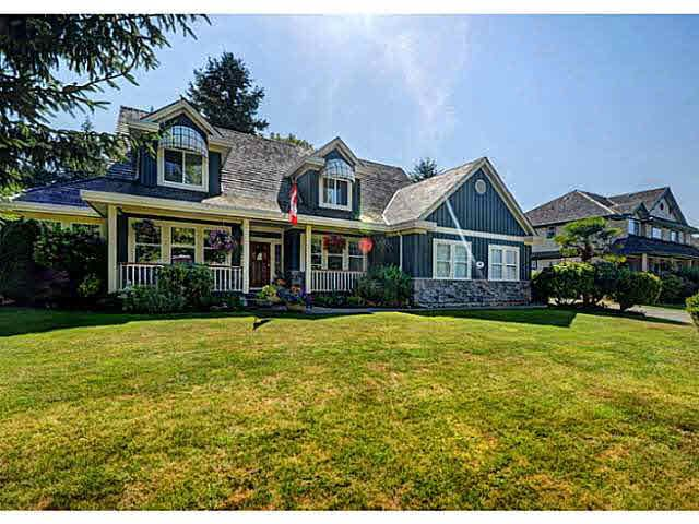 Main Photo: 2066 131ST STREET in Surrey: Elgin Chantrell House for sale (South Surrey White Rock)  : MLS®# F1448240