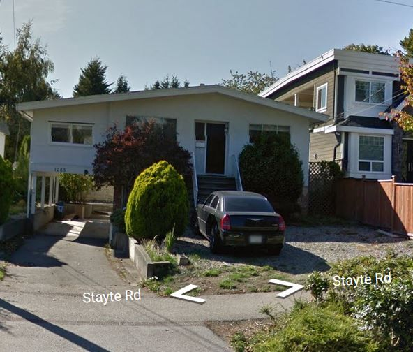 Main Photo: 1065 stayte Road: House for sale (South Surrey White Rock)