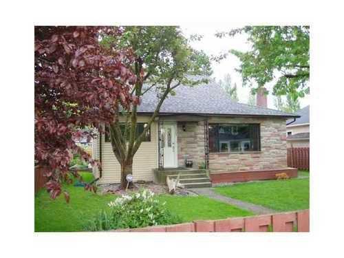 Main Photo: 1080 DOUGLAS Crescent in Richmond: Sea Island Home for sale ()  : MLS®# V933789