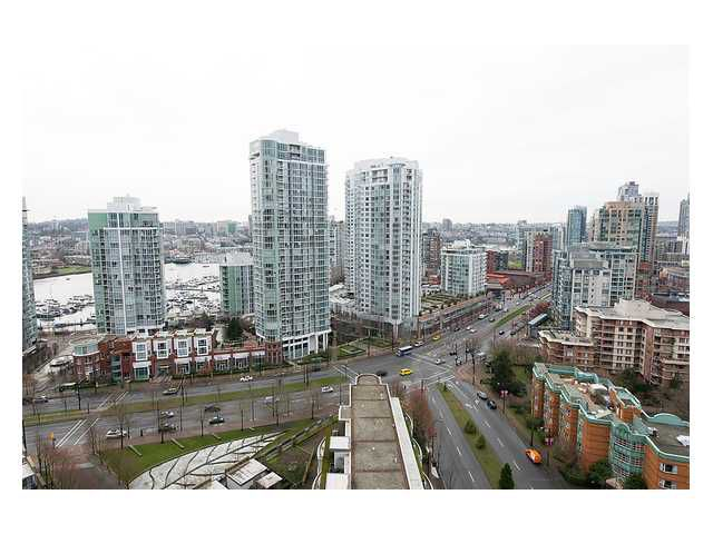 Main Photo: 2508 1008 Cambie Street in Vancouver: Downtown Condo for sale (Vancouver West)  : MLS®# v987758