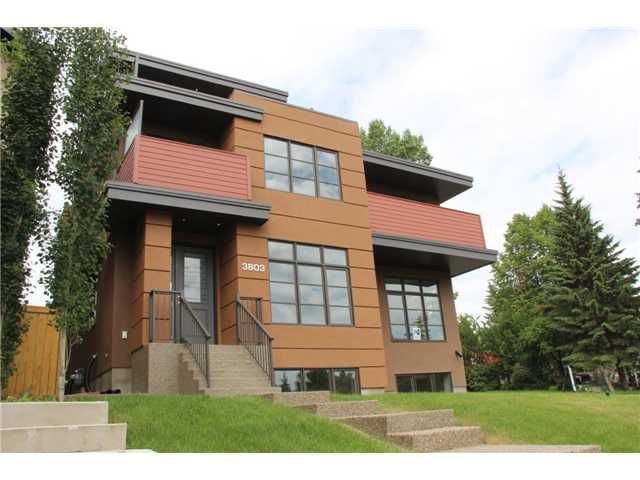 Main Photo: 3803 14 Street SW in CALGARY: Altadore_River Park Residential Attached for sale (Calgary)  : MLS®# C3575565