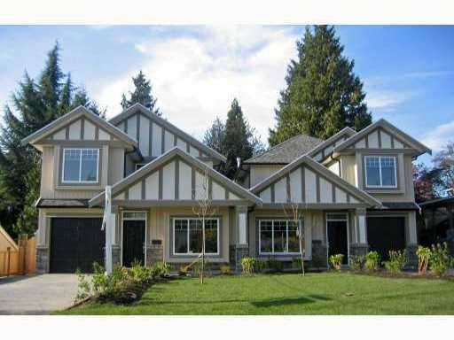 "Main Photo: 310 BURNS Street in Coquitlam: Coquitlam West House 1/2 Duplex for sale in ""COQUITLAM WEST"" : MLS®# V1021219"