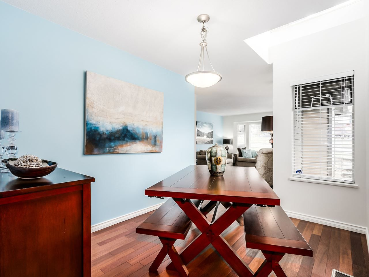 Photo 3: Photos: 2 269 E KEITH ROAD in North Vancouver: Lower Lonsdale House 1/2 Duplex for sale : MLS®# R2025742