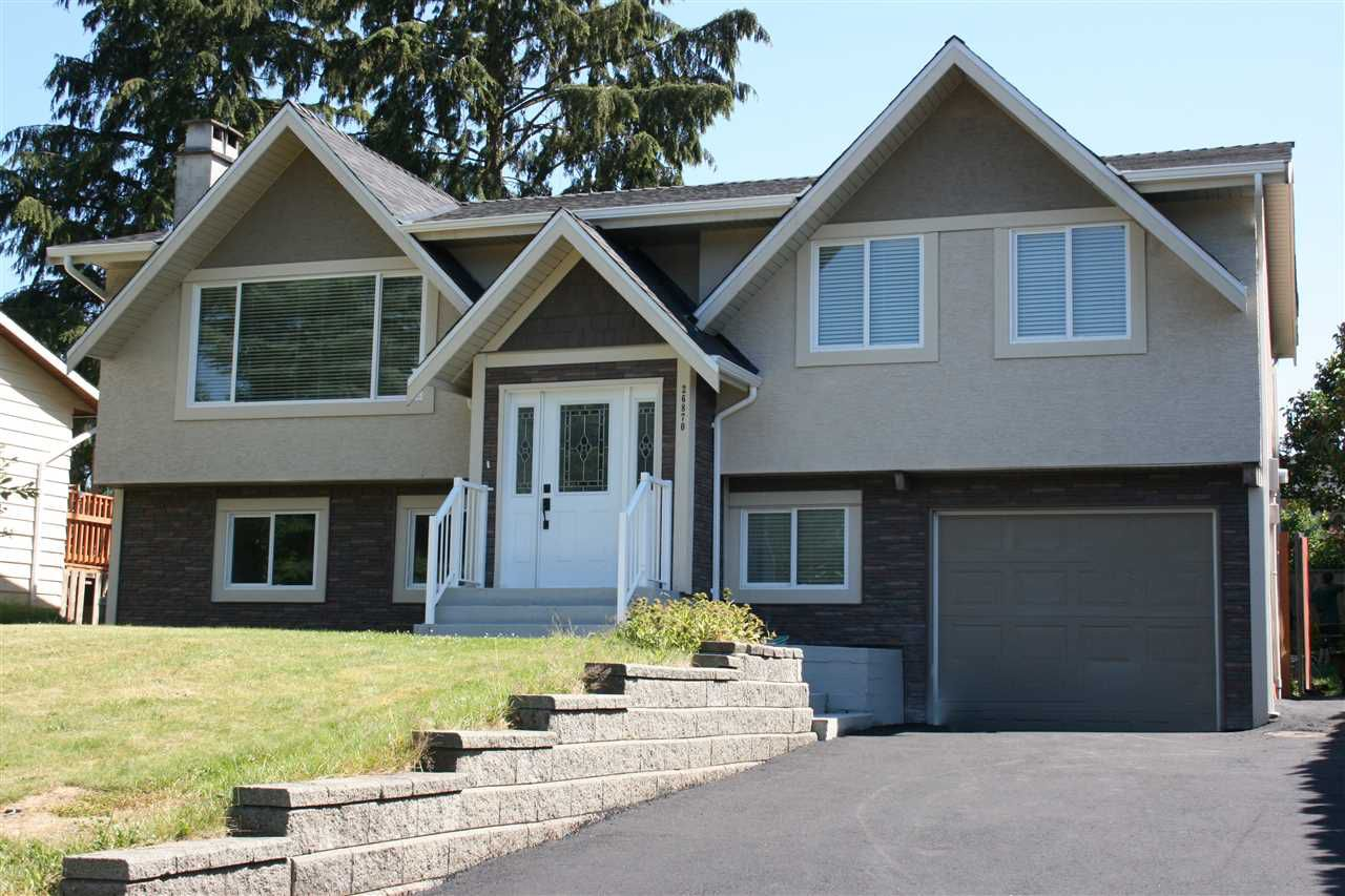 Main Photo: 26870 33A AVENUE in Langley: Aldergrove Langley House for sale : MLS®# R2082975