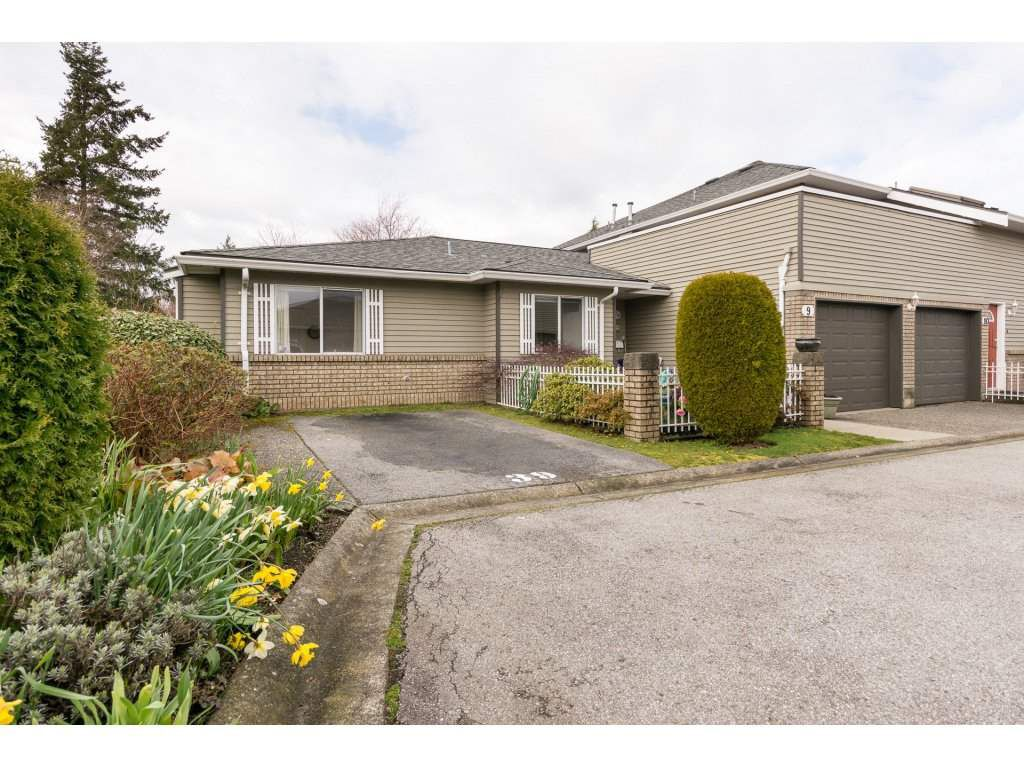 Main Photo: 9 6320 48A AVENUE in Delta: Holly Condo for sale (Ladner)  : MLS®# R2251222